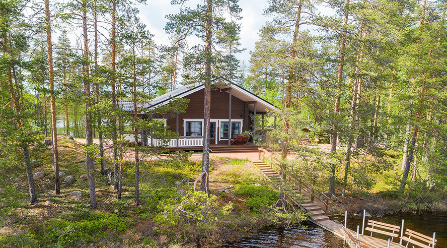 Kapiainen holiday cottages