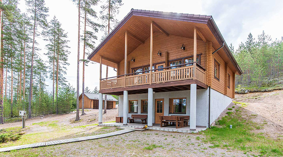 Kauppinen holiday cottages