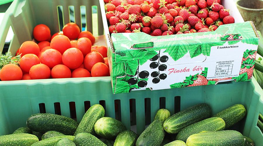 Vanonen summer market