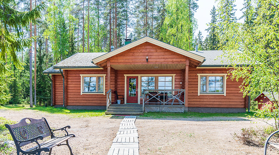 Ylä-Tommola holiday cottages