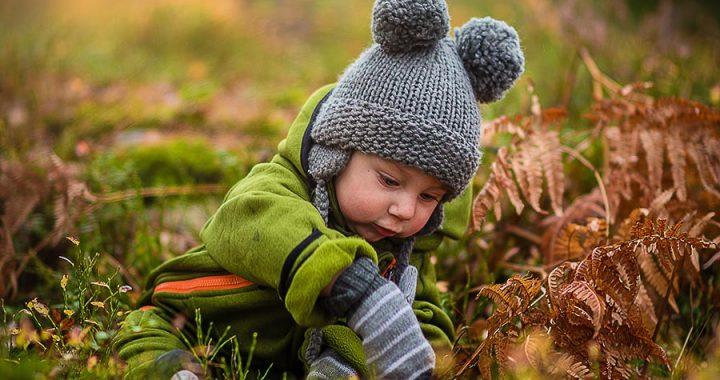 Lasten metsäretki