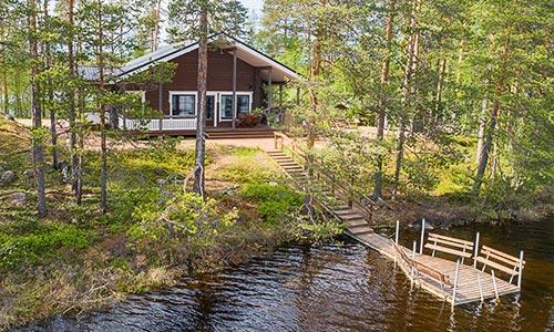Kapiainen Cottages