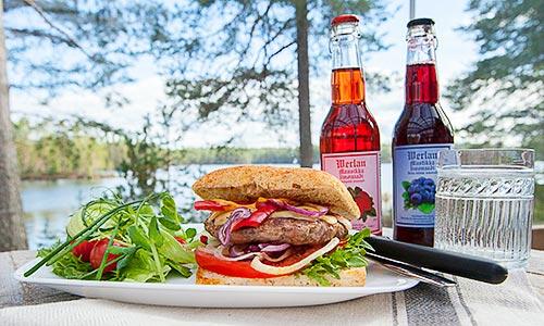 Restaurants and cafes at Lake Korpijärvi